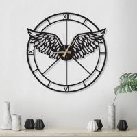 Wings Clock
